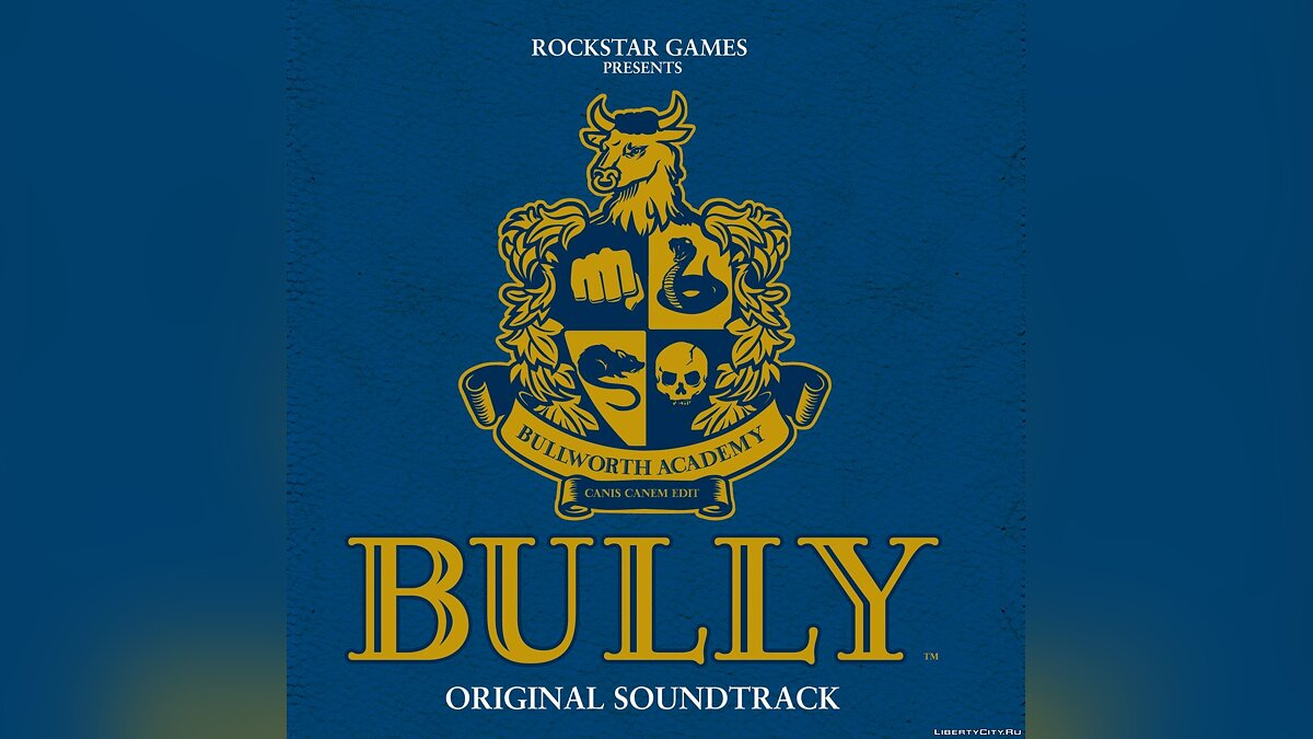 Bully: Original Soundtrack для Bully: Scholarship Edition - Картинка #1