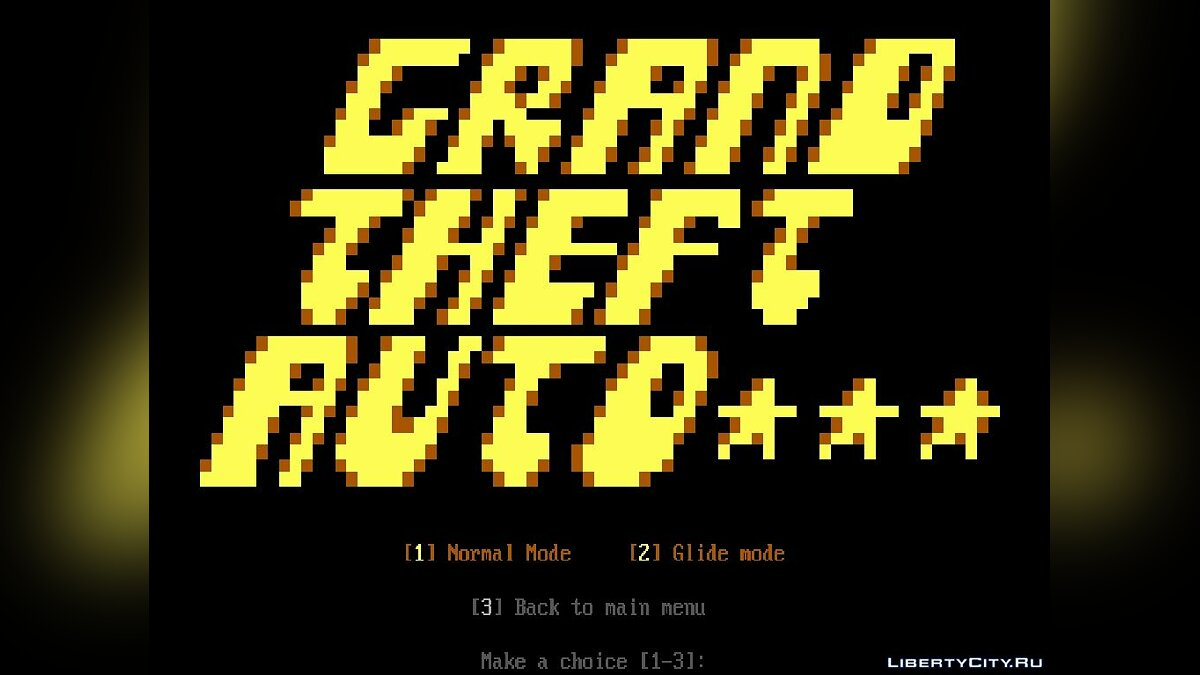 Большой мод Grand Theft Auto: Max Pack by Toshiba-3 (for Windows) для gta-1