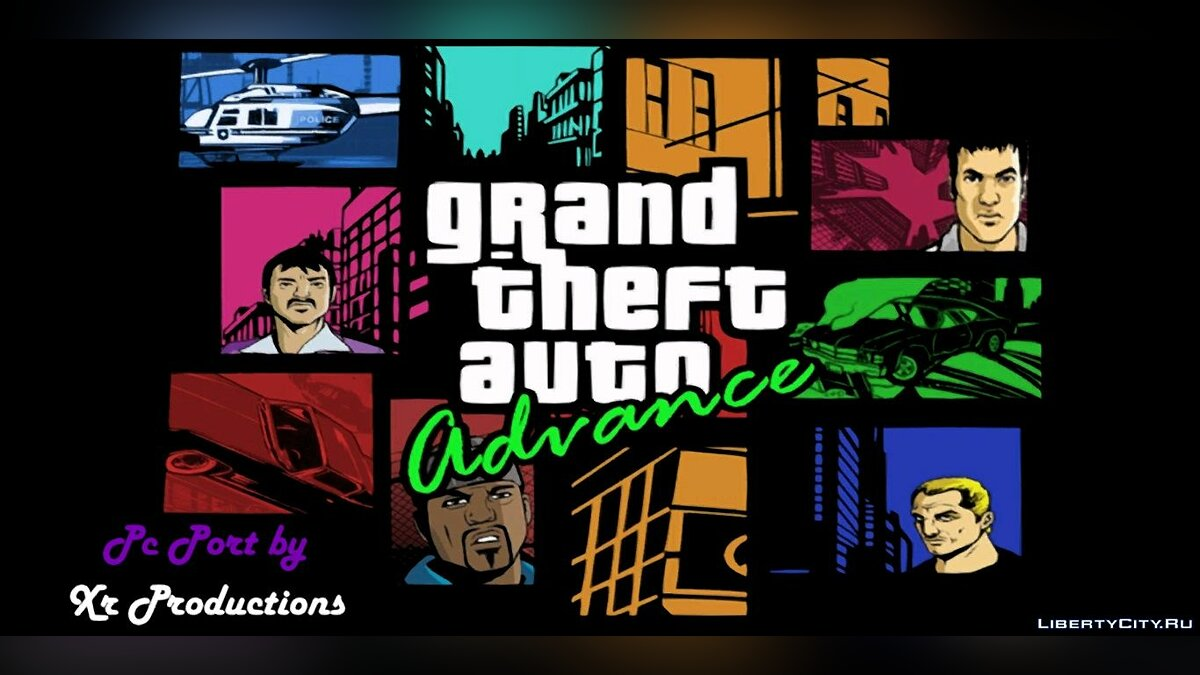 Великий мод GTA Advance PC Port для GTA 3