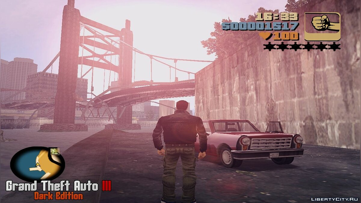 GTA III - Dark Edition Beta 0.2.2 для GTA 3 - скріншот #4