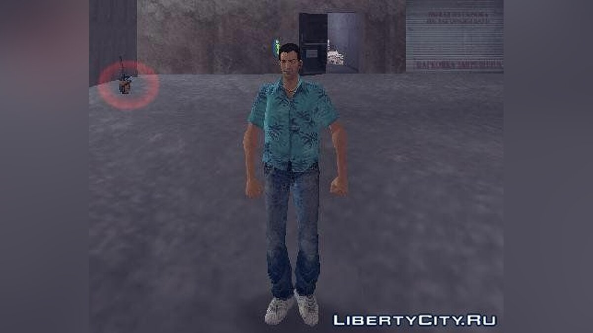 Tommy Vercetti for GTA 3 для GTA 3