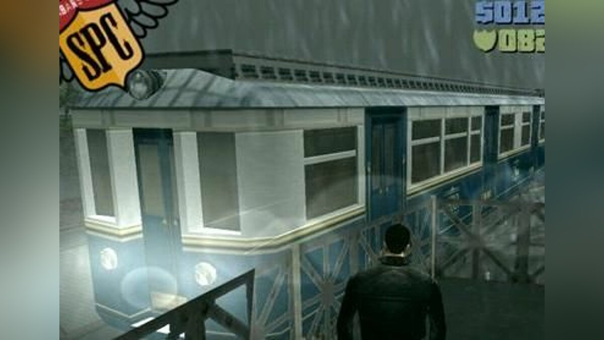 Lost Heaven Subway для GTA 3