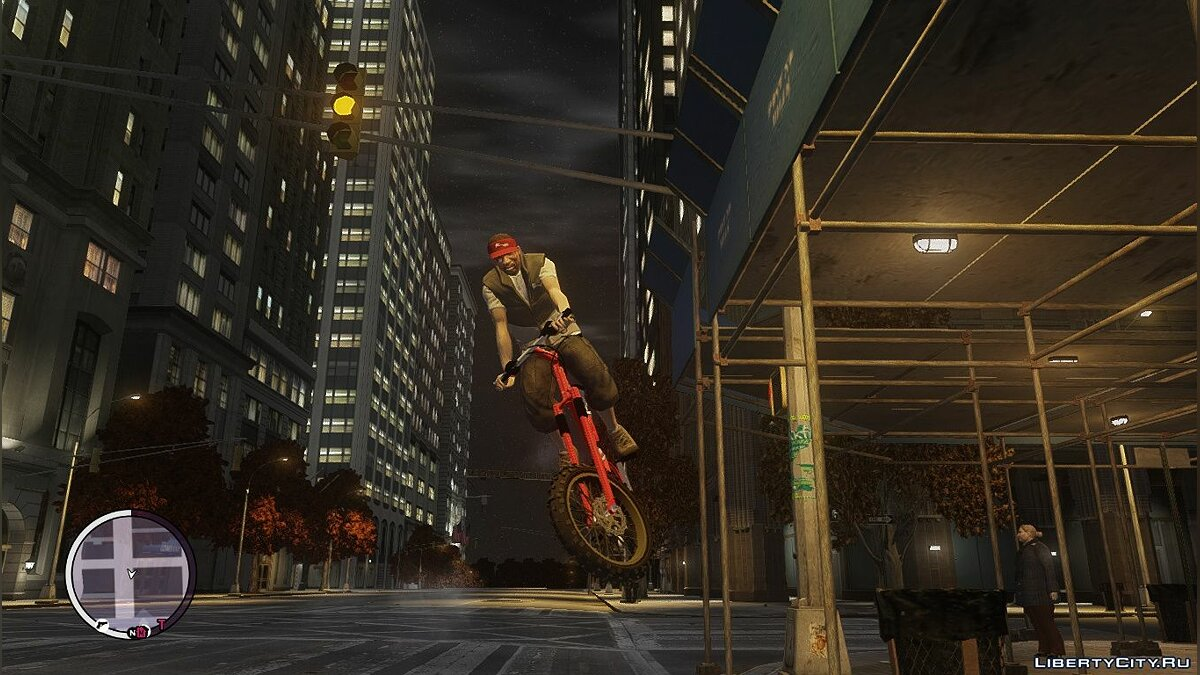 Велосипед Mountain bike для GTA 4