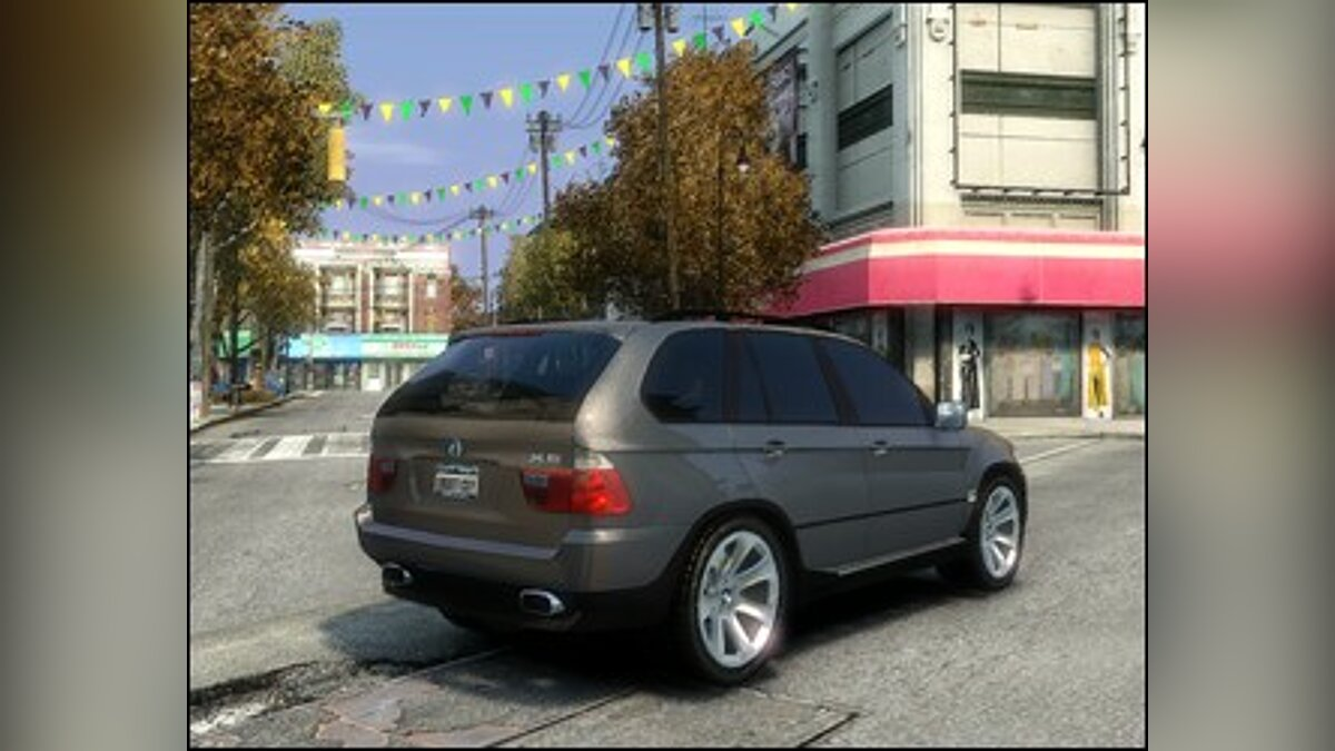 BMW X5 E53 by Stiopa для GTA 4 - Картинка #1