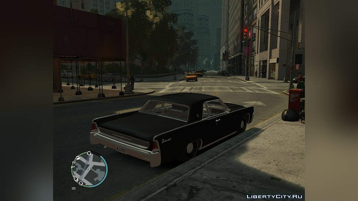 ��ашина Lincoln 1962 Lincoln Continental Coupe для GTA 4