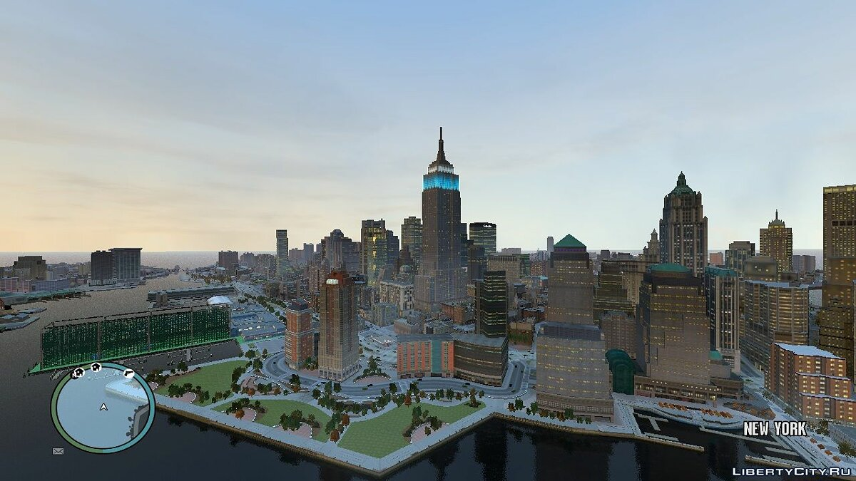 Мод Real NYC Names v1.1 для GTA 4