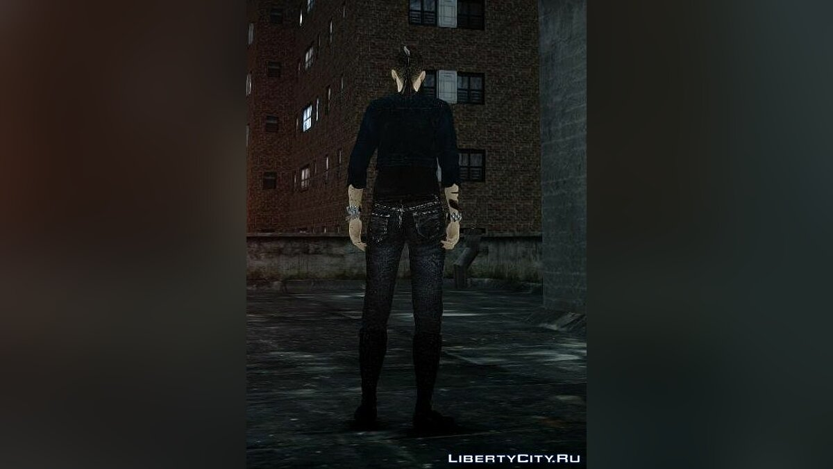 ��овий персонаж Clara Lille (Watch Dogs) для GTA 4