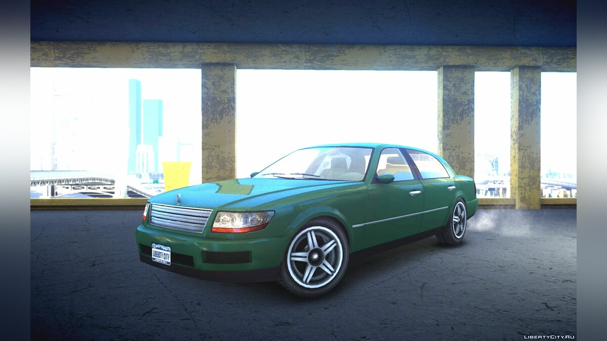 Машина Albany Washington LE для GTA 4
