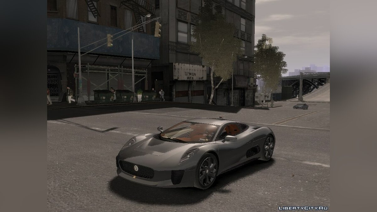 Мод High Performance and HQ Timecyc для GTA 4
