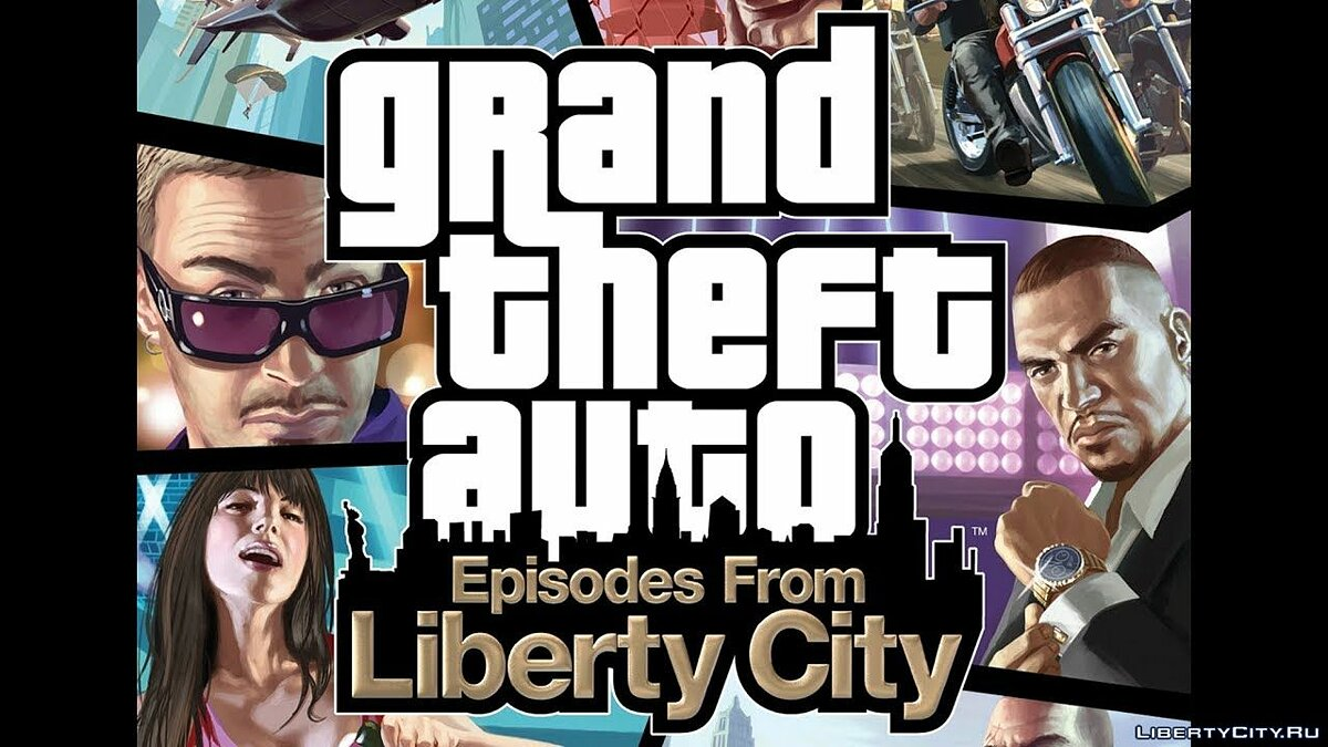 Патч EFLC 3 patch files для GTA 4