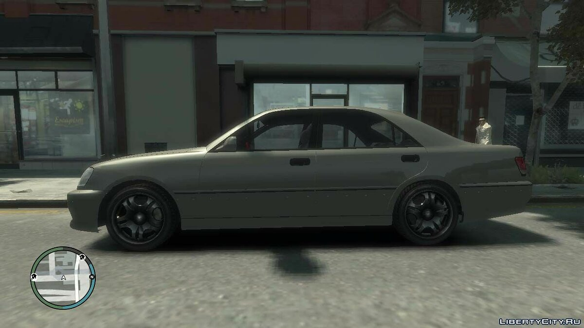 Машина Toyota Toyota Crown S 170 для GTA 4