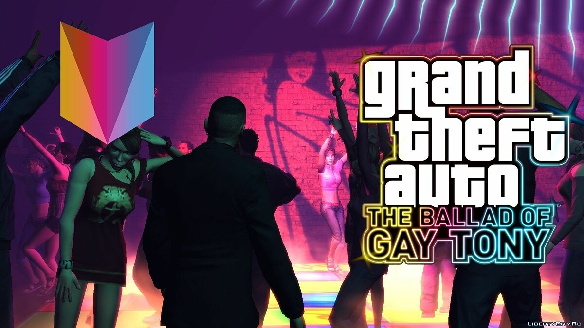 ��рейлер Grand Theft Auto: The Ballad Of Gay Tony 7Works Trailer для GTA 4