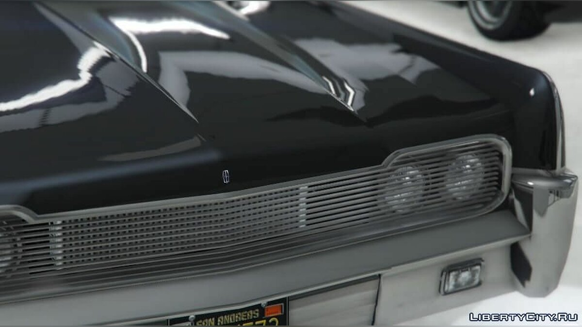 HD Badge for Vapid Chino (Lincoln Continental) для GTA 5 - Картинка #2