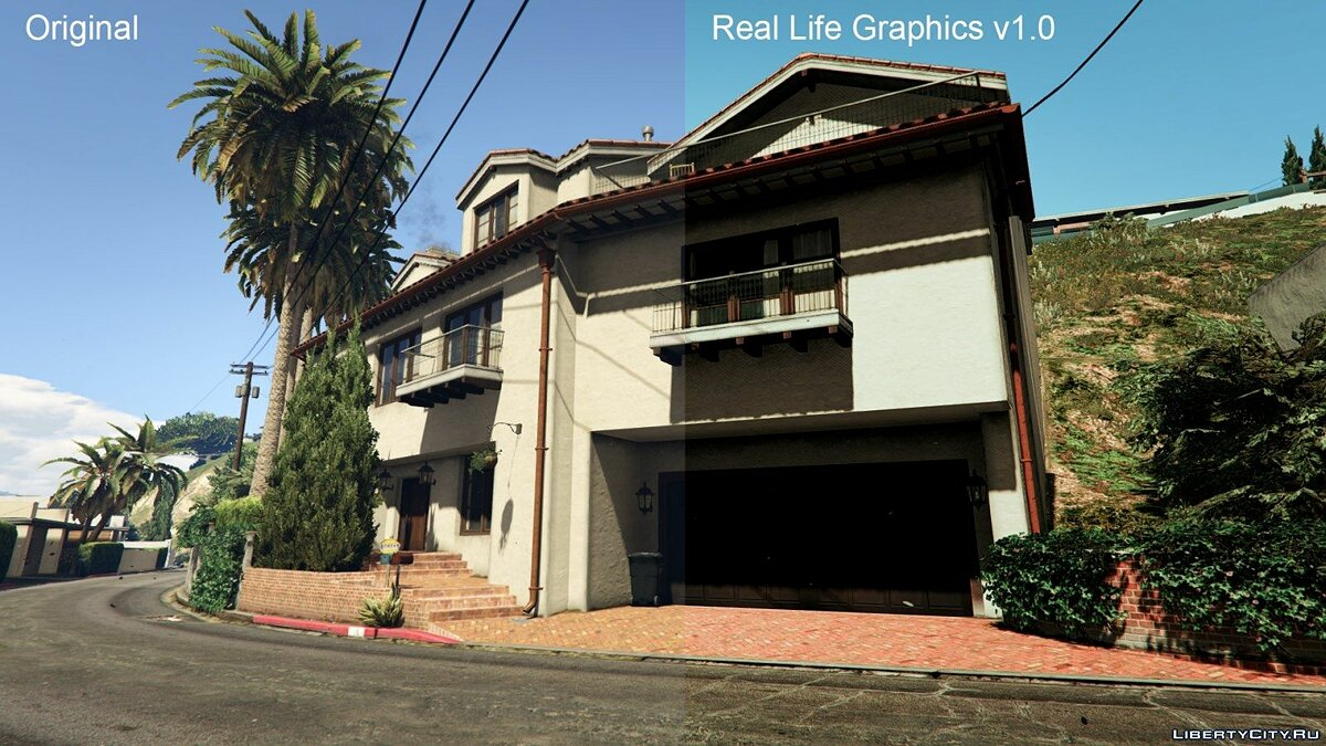 Real Life Graphics 1.0 для GTA 5 - Картинка #11