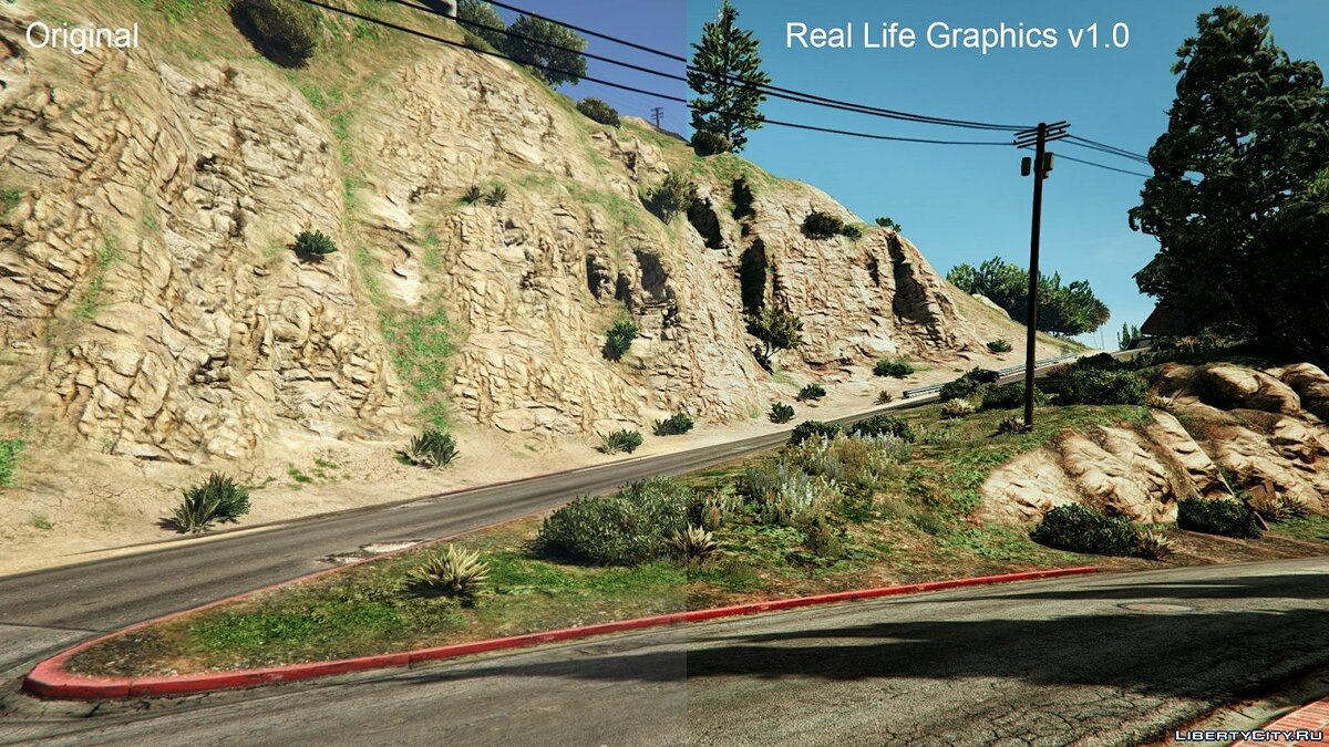 Real Life Graphics 1.0 для GTA 5 - Картинка #13