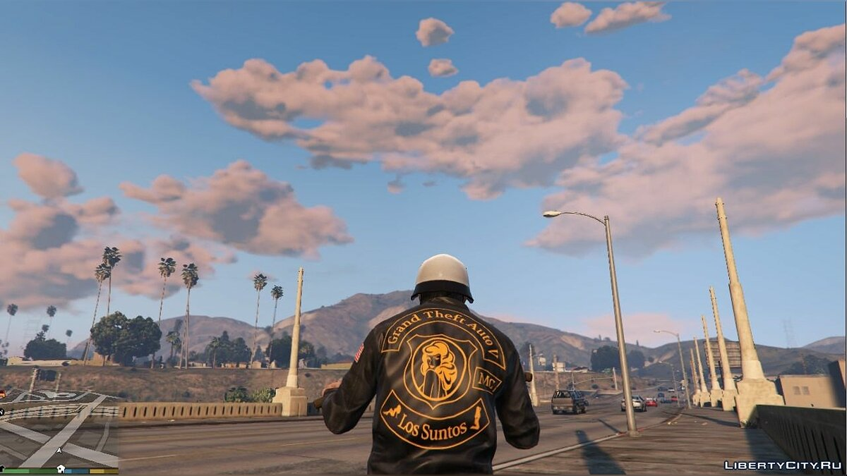 GTA V Racing Jacket for Trevor для GTA 5 - Картинка #1