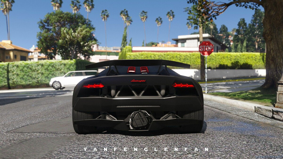 Машина Lamborghini Lamborghini Sesto Elemento [Add-On | Digital gear | HQ] 1.0 для GTA 5