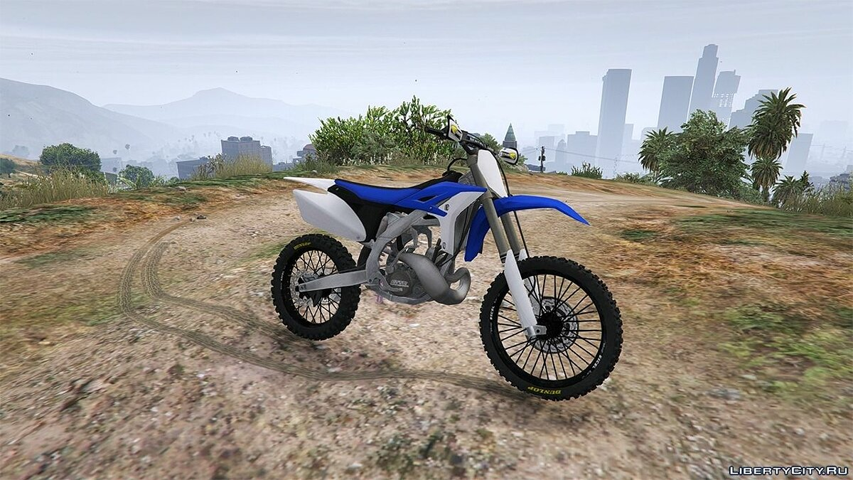 Yamaha YZ 250 [BETA] для GTA 5 - Картинка #1