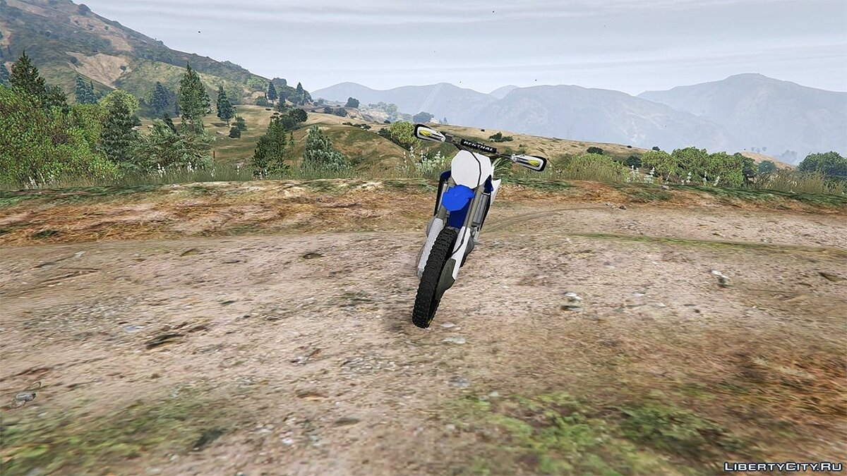 Yamaha YZ 250 [BETA] для GTA 5 - Картинка #3