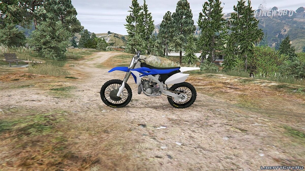 Yamaha YZ 250 [BETA] для GTA 5 - Картинка #2