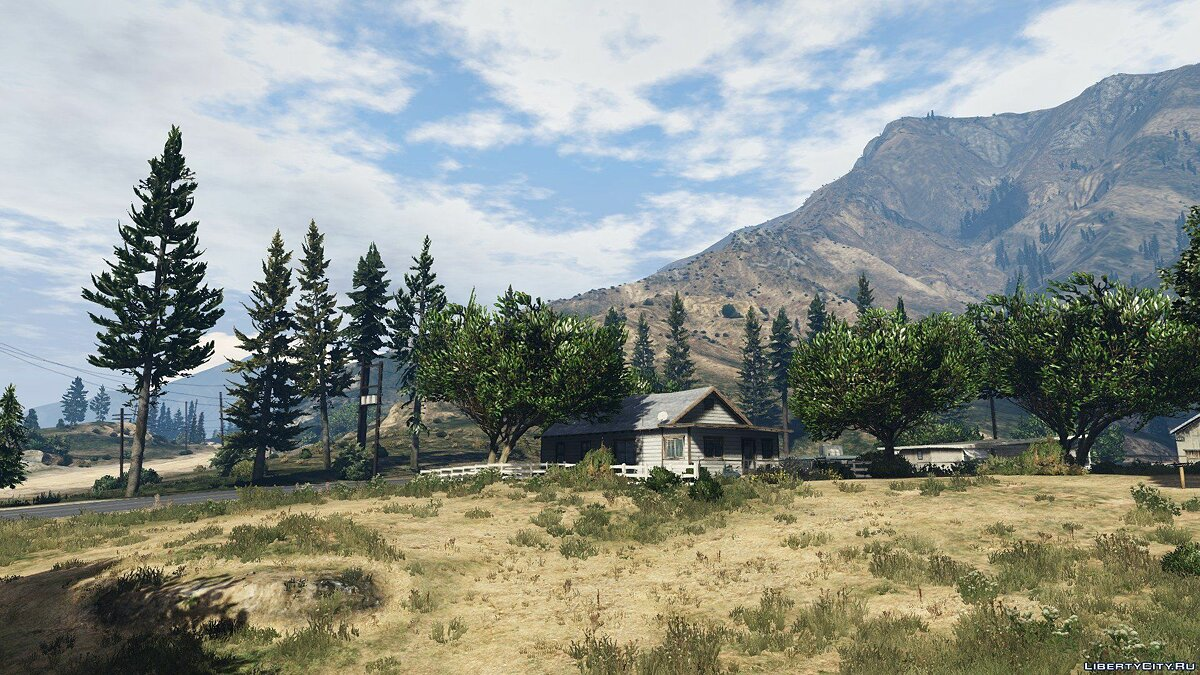 Новий об'єкт Beta Vegetation & Props [Add-On] 3.6 для GTA 5