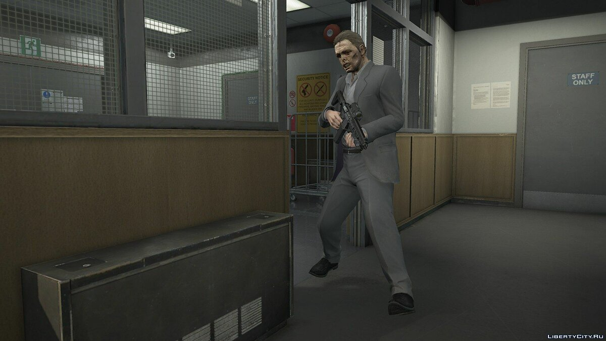 Новий персонаж Brad's Cadaver [Add-On / Replace] 1.0 для GTA 5