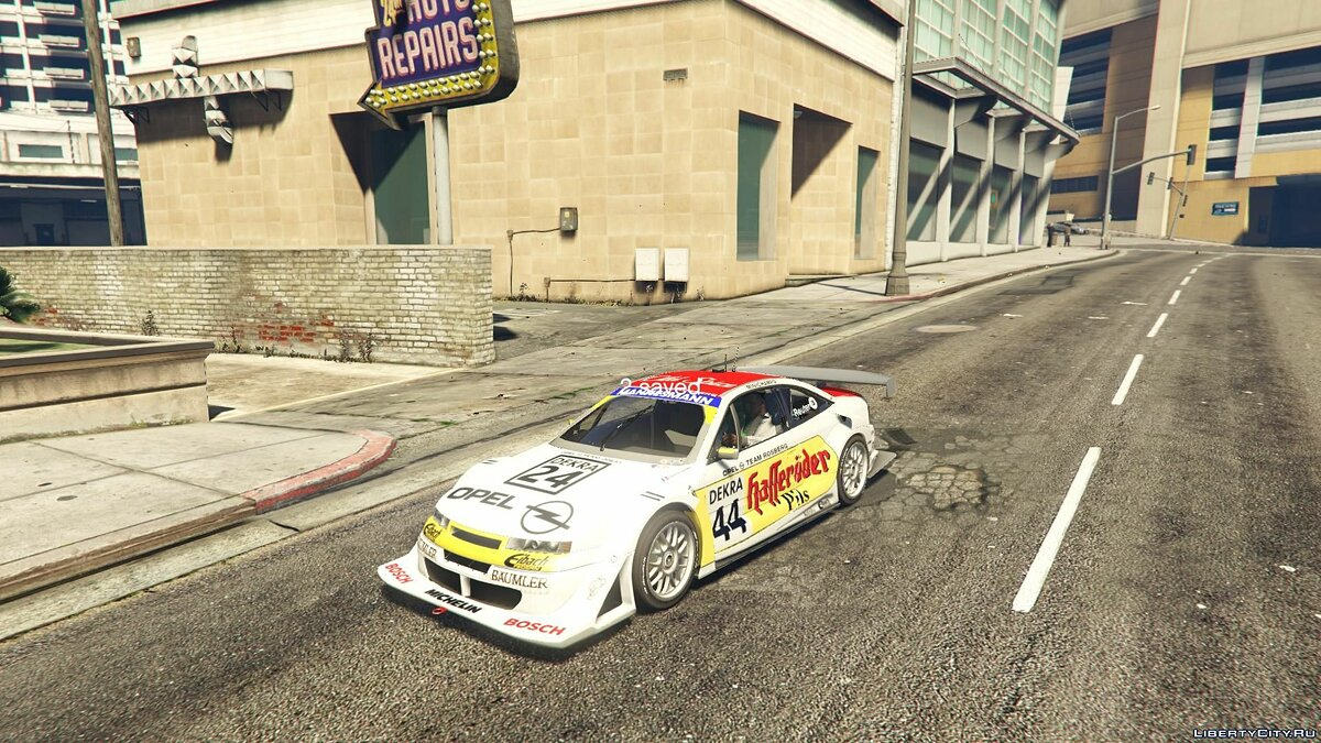 Машина OPEL Opel Calibra DTM [Add-On / Replace | Livery] 2.0 для GTA 5