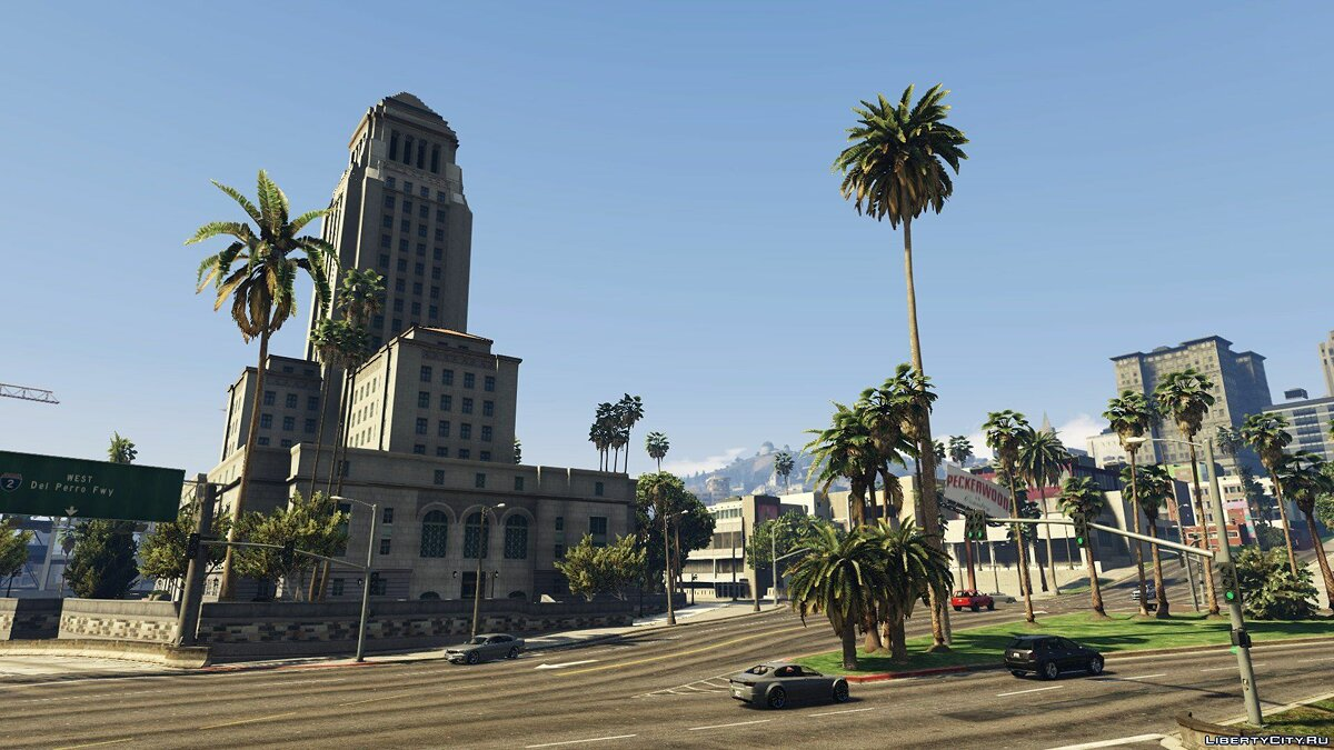 ��бройовий мод Beta Vegetation & Props [Add-On] 2.1 для GTA 5