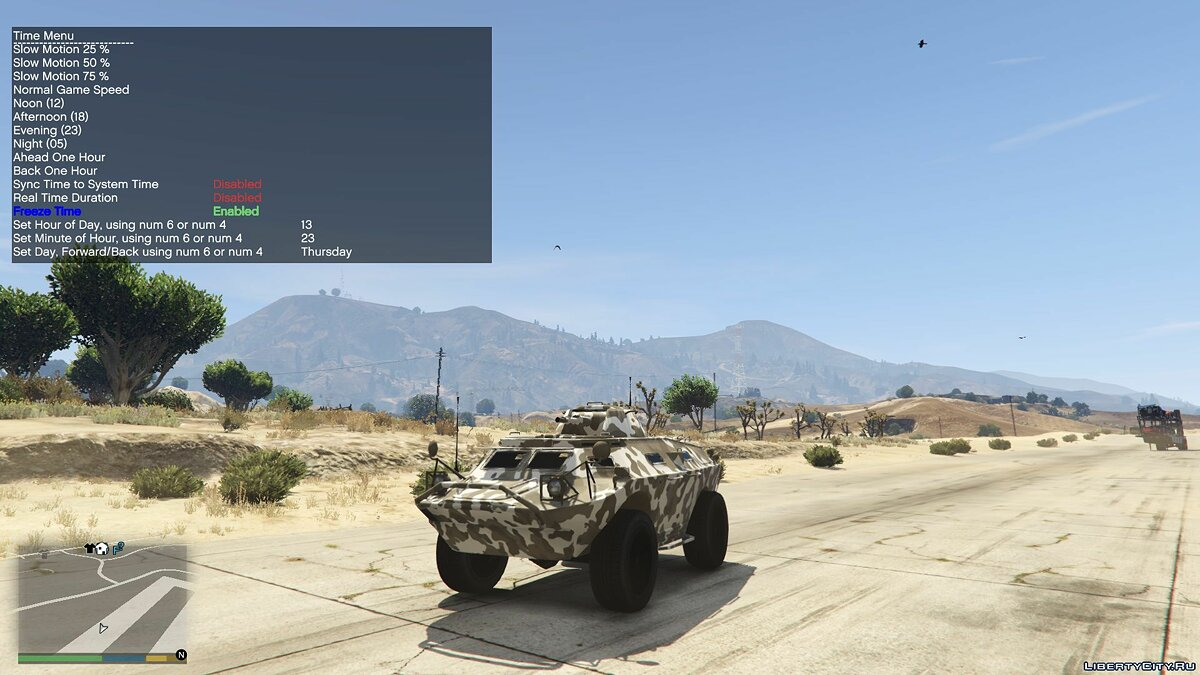 Simple Trainer for GTA V 5.5 для GTA 5
