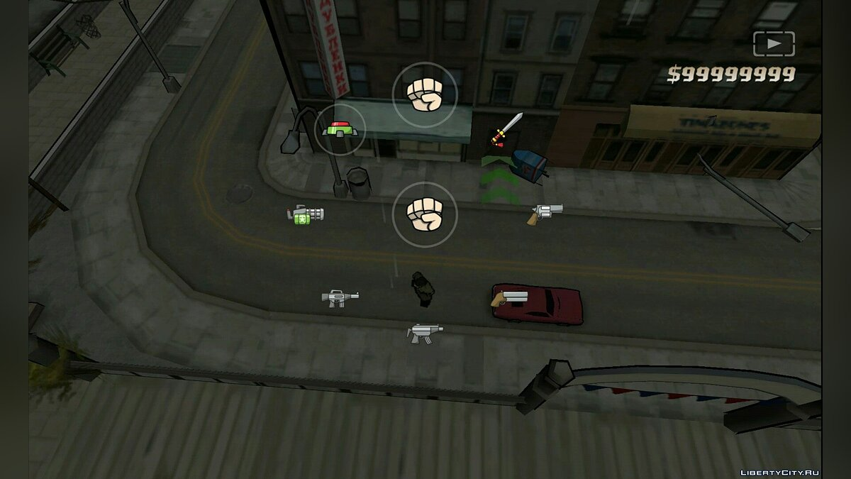 Збереження GTA CTW Save (IOS, Android) для GTA Chinatown Wars
