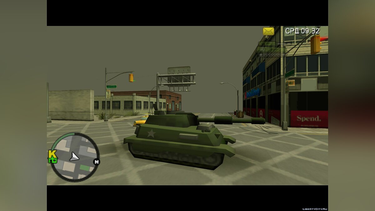 Збереження Chinatown Wars in Actual 3D для GTA Chinatown Wars