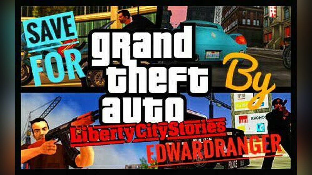 100% Збереження для GTA Liberty City Stories (iOS, Android) для GTA Liberty City Stories