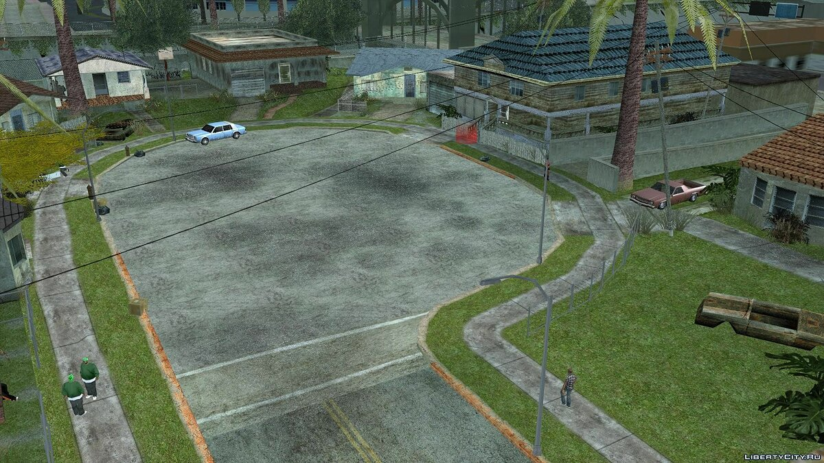 SRt3 2012 Mipmap Edition для GTA San Andreas - скріншот #3