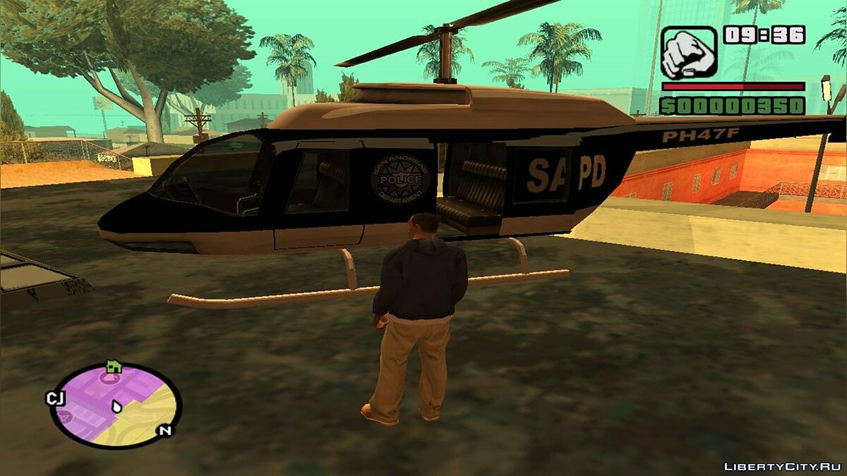 Things To Do In San Andreas Updated для GTA San Andreas - Картинка #3
