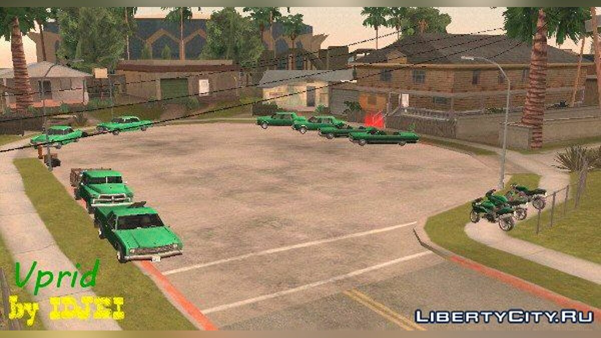 Gang Spawn 0.5 (Beta) для GTA San Andreas (iOS, Android)