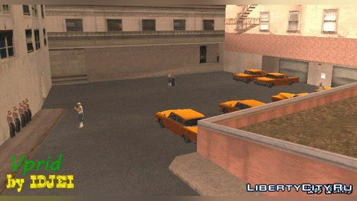 Gang Spawn 0.5 (Beta) для GTA San Andreas (iOS, Android) - скріншот #2