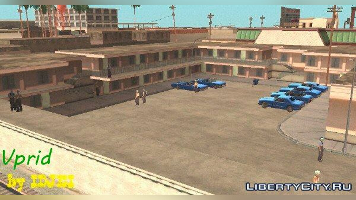 Gang Spawn 0.5 (Beta) для GTA San Andreas (iOS, Android) - скріншот #5