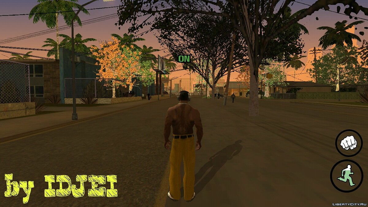МП3 в.2 (б ІДЕЇ) для GTA San Andreas (iOS, Android) - скріншот #2