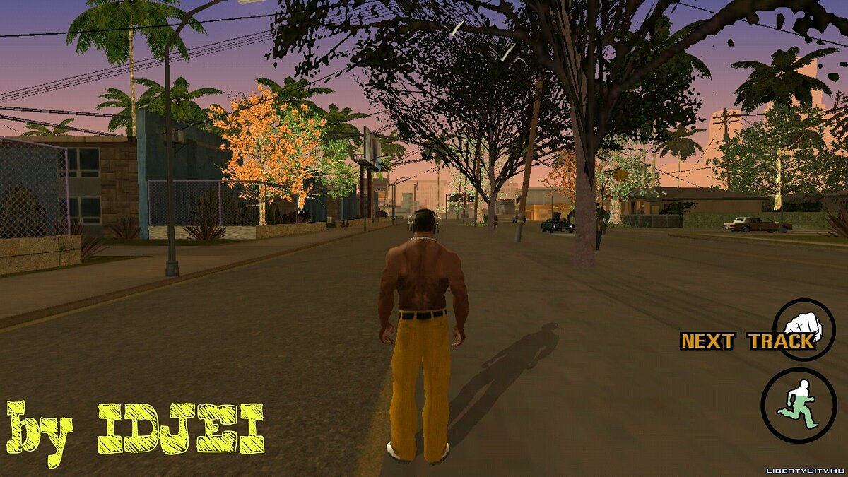 МП3 в.2 (б ІДЕЇ) для GTA San Andreas (iOS, Android) - скріншот #3