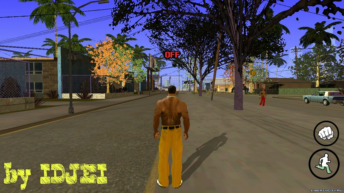 МП3 в.2 (б ІДЕЇ) для GTA San Andreas (iOS, Android) - скріншот #4