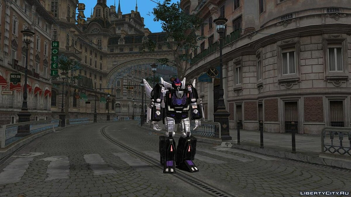 Новий персонаж Rodimus Unicronus (Transformers: Earth Wars) для GTA San Andreas
