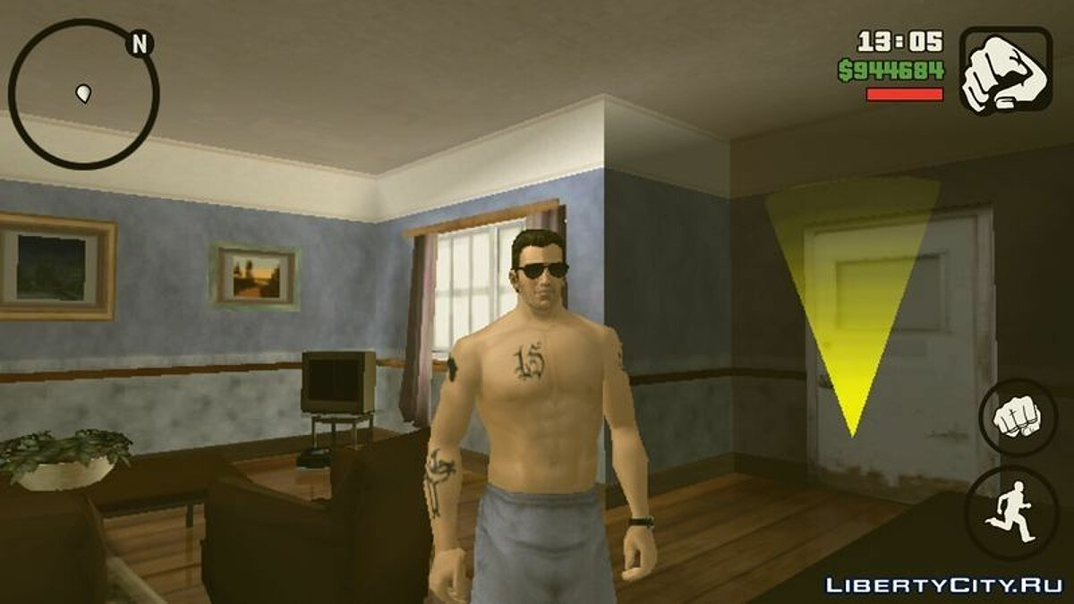 Tommy Vercetti для GTA San Andreas (iOS, Android)