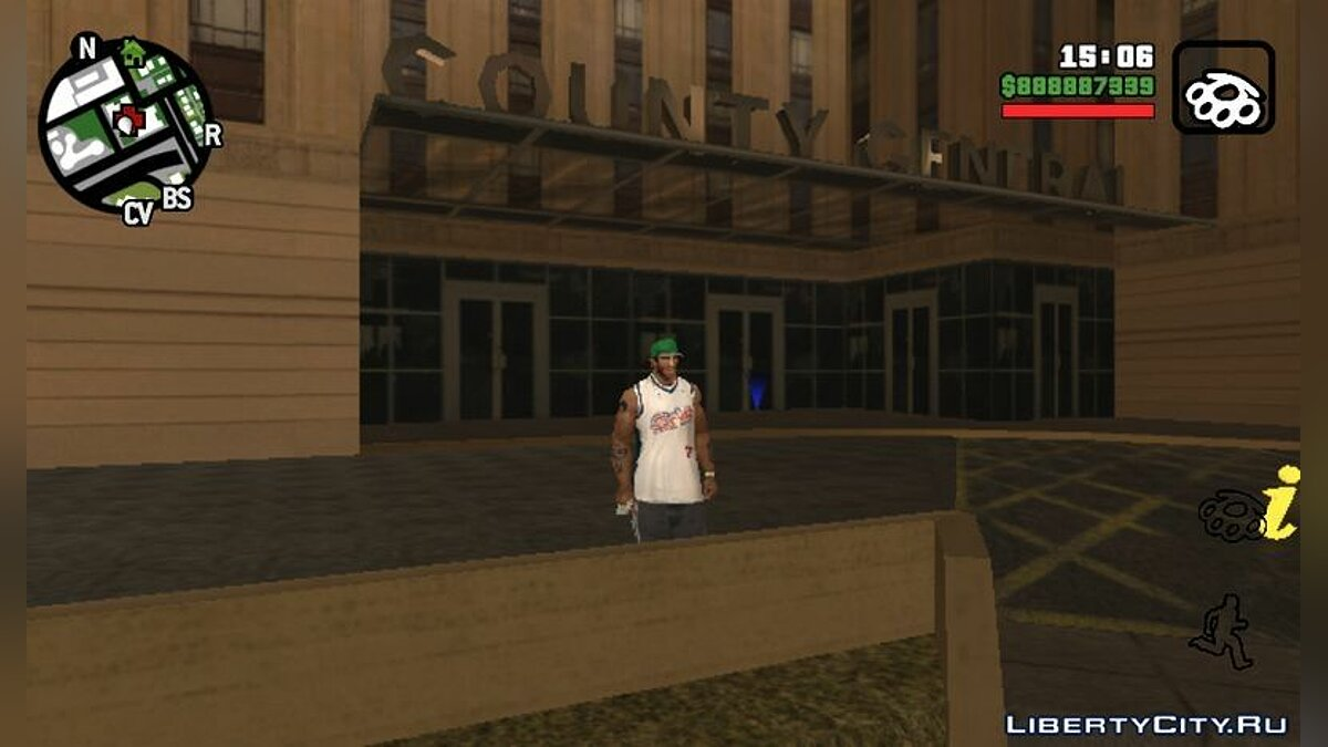 Hospital Interior Mod for Android для GTA San Andreas (iOS, Android) - скріншот #4