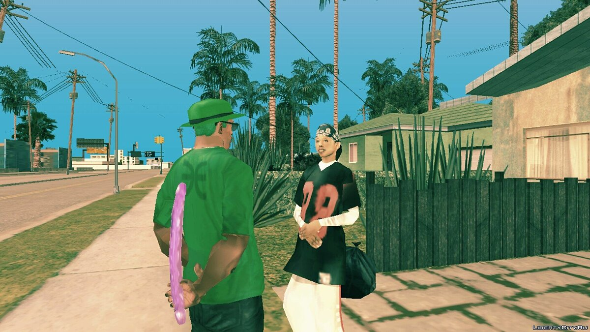 GTA SA Save (iOS, Android) для GTA San Andreas (iOS, Android)