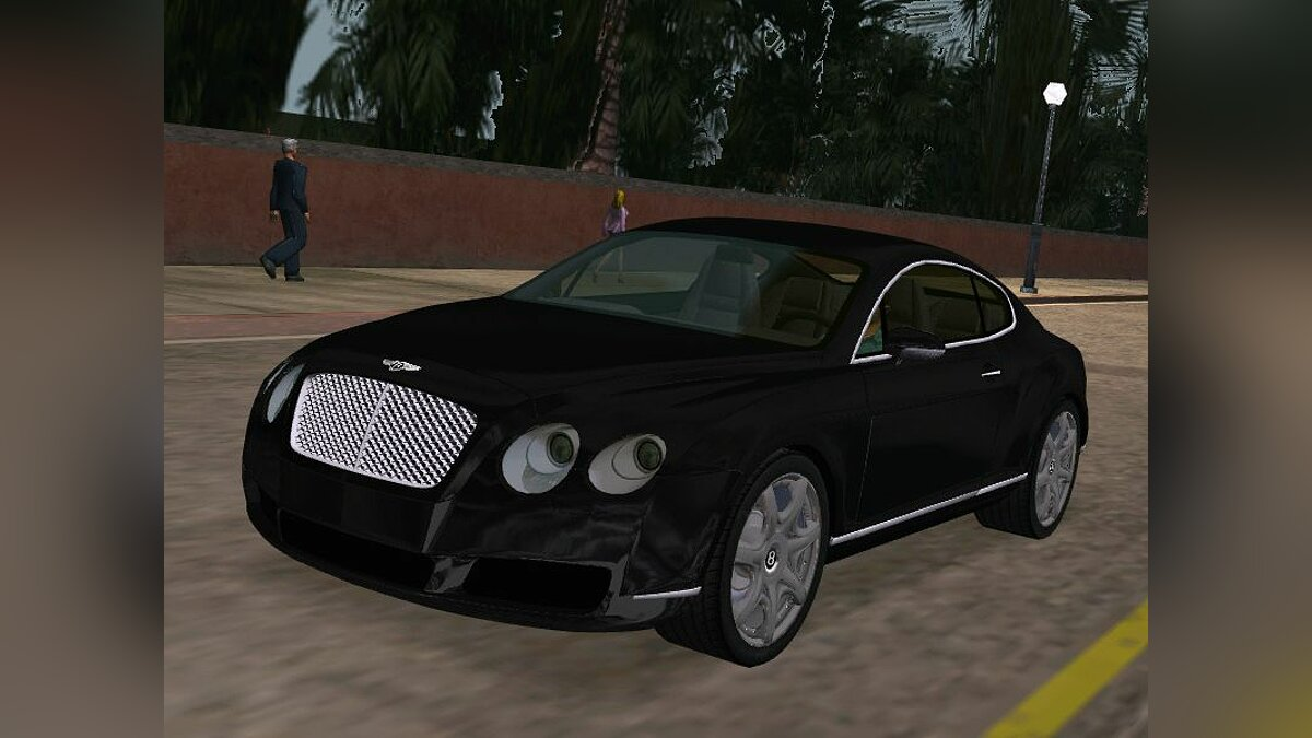 Bentley Continental GT (Final Version) для GTA Vice City - Картинка #1