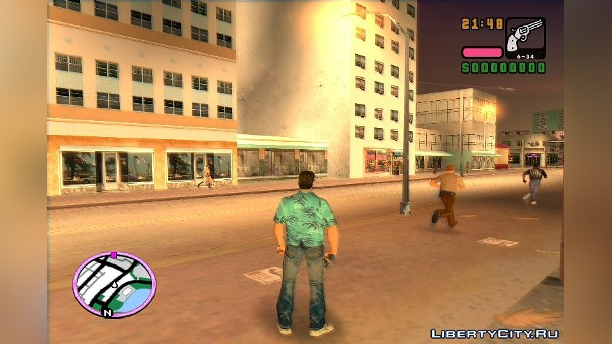 ��айл Stories HUD HD 2.0 для GTA Vice City