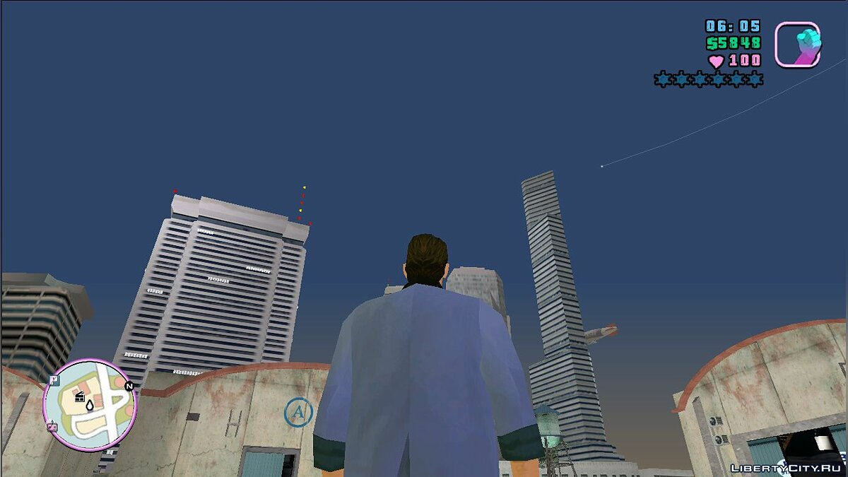 ��айл Remastered Timecyc 0.6 для GTA Vice City
