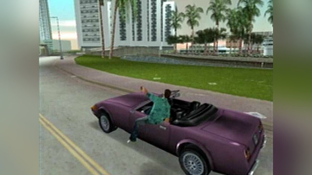 Відео Stinger для GTA Vice City