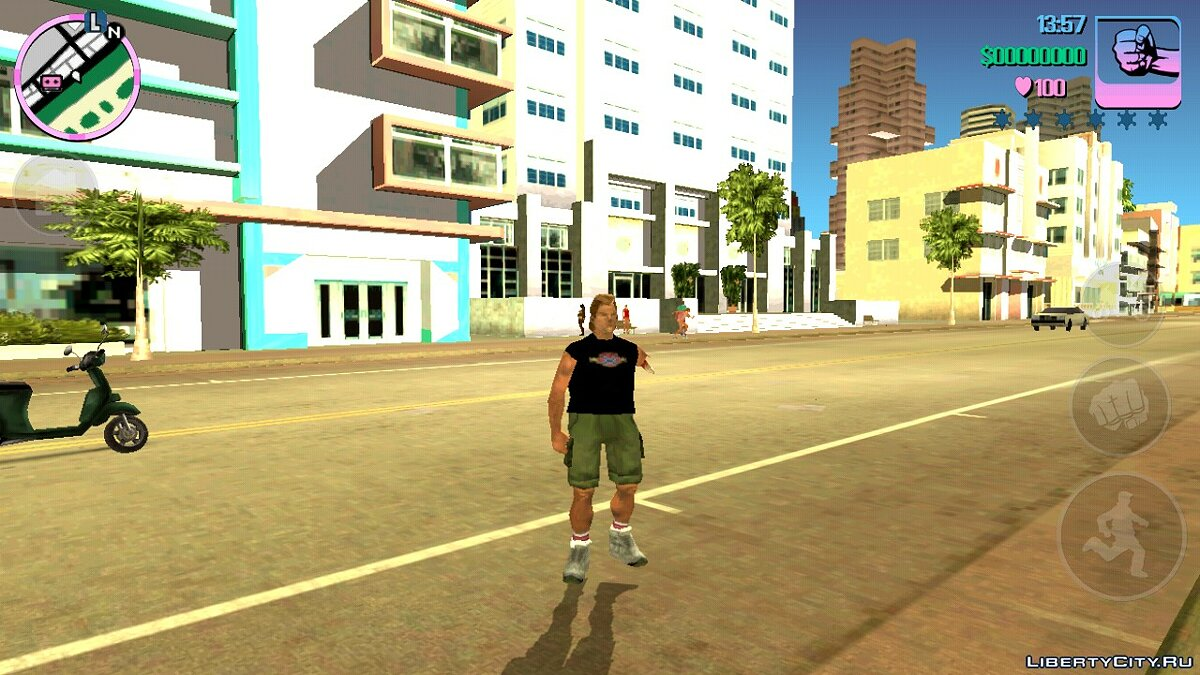 Skin Selector для GTA Vice City (Android) для GTA Vice City (iOS, Android) - Картинка #2