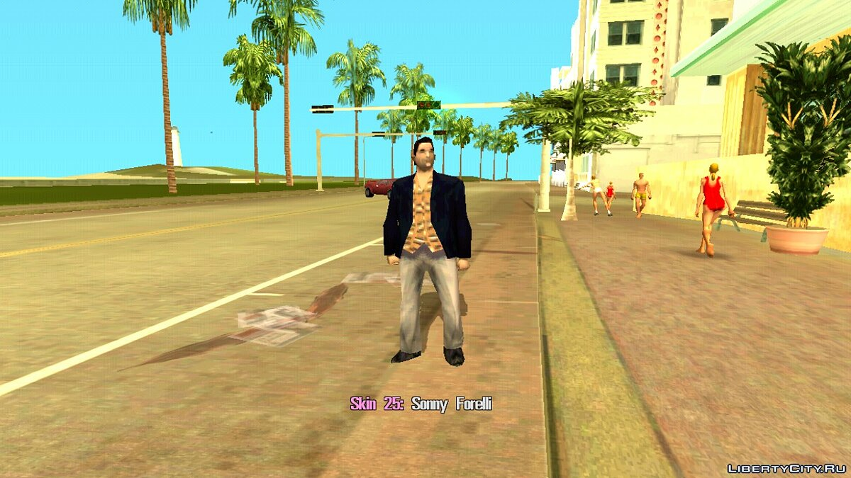 Skin Selector для GTA Vice City (Android) для GTA Vice City (iOS, Android) - Картинка #10